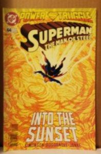 Superman: The Man of Steel #64 (1997)