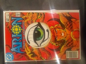 Arion, Lord of Atlantis #2 (1982)