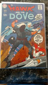 The Hawk and the Dove #3 (Jan 1969,DC) FN