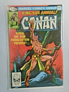 Conan the Barbarian #6 Annual Direct 6.0 FN (1979)