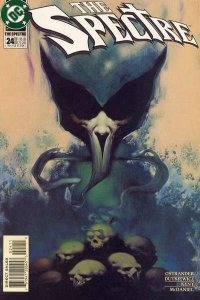 Spectre (1992 series) #24, NM- (Stock photo)