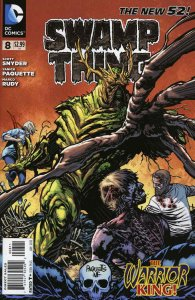 Swamp Thing (5th Series) #8 VF; DC | save on shipping - details inside