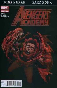 AVENGERS ACADEMY (2010 MARVEL) #36 NM- A99606
