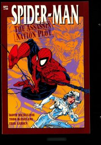 Amazing Spider-Man: The Assassin Nation Plot-Roger Stern-TPB-trade