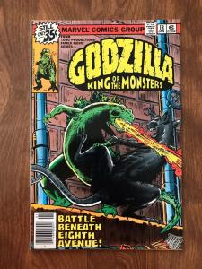 Godzilla: King of the Monsters #18 (Marvel; Jan, 1979) - VF