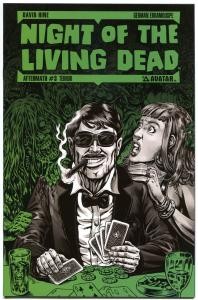 NIGHT of the LIVING DEAD Aftermath #3, NM, Terror, 2012, more NOTLD in store