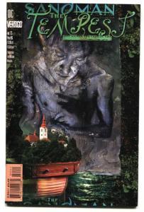 SANDMAN #75-Last issue-comic book-1996