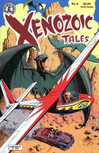 Xenozoic Tales #6 VF/NM; Kitchen Sink | save on shipping - details inside