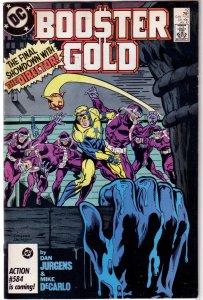Booster Gold (vol. 1, 1986) #12 FN Jurgens, 1000