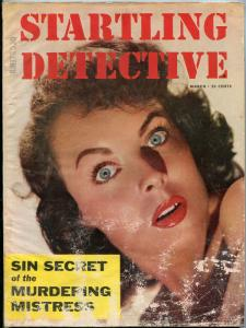 Startling Detective March 1954-Phantom Slayer of the Haunted Highway
