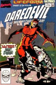 Daredevil (1964 series) Annual #6, VF+ (Stock photo)