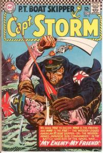 CAPTAIN STORM (1964-1967) 15 VG Oct. 1966 COMICS BOOK