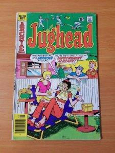 Jughead #256 ~ FINE FN ~ (1976, Archie Comics)