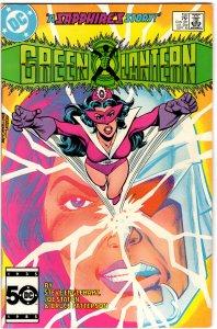 Green Lantern #192 (1960 v2) Star Sapphire Origin NM