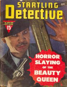 Startling Detective 9/1942-crime & pulp thrills-beauty queen slaying-FR