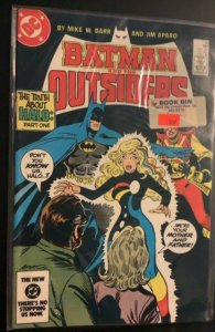 Batman and the Outsiders #16 (1984)