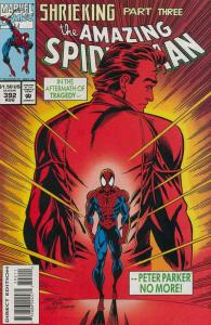 Amazing Spider-Man, The #392 VF/NM; Marvel | save on shipping - details inside