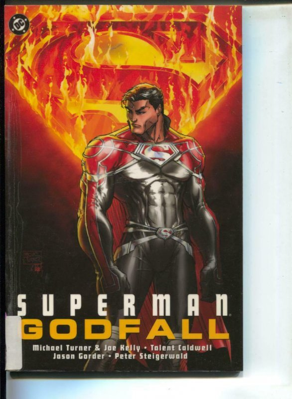 Superman Godfall-Michael Turner-TPB-trade