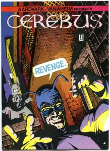 CEREBUS the AARDVARK #11, VF/NM, Dave Sim, Cockroach, 1977, more in store, QXT