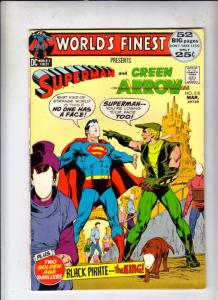 World's Finest #210 (Mar-72) VF/NM Mid-High-Grade Superman, Batman, Robin