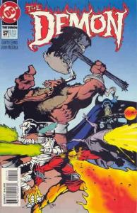 Demon, The (3rd Series) #57 VF/NM; DC | save on shipping - details inside
