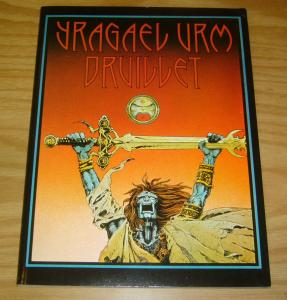 Yragael: Urm SC FN/VF dragon's dream graphic novel - druillet 1975 1st edition