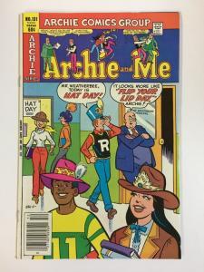 ARCHIE & ME (1964-1987)131 VF-NM  Dec 1981 COMICS BOOK