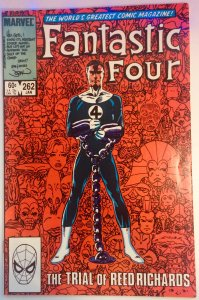 Fantastic Four #262 NM Marvel The Trial of Reed Richards (1984)
