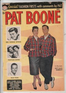 Pat Boone #2 (Nov-59) VG/FN Mid-Grade Pat Boone