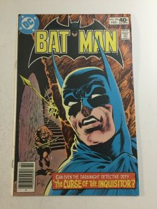 Batman 320 Nm- Near Mint- 9.2 DC Comics