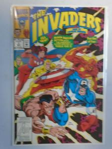 Invaders #1 8.5/VF+ (1993 2nd Series)