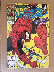 The Amazing Spider-Man #345