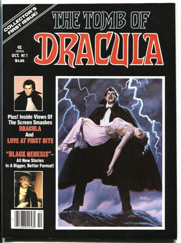 Tomb of Dracula #1 1979 First issue comic magazine Marvel VF/NM