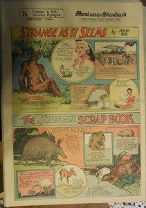 Strange As It Seems: Animal Freaks Memorabilia & Lore by Hix from 10/13/1941