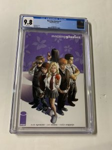 Morning Glories 1 Cgc 9.8 White Pages Image Comics 1st Print