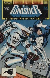Punisher, The (2nd Series) Annual #1 FN; Marvel   save on shipping - details ins
