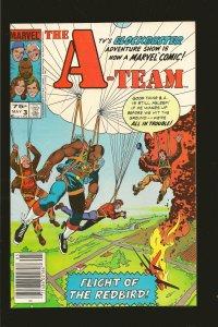 Marvel Comics The A-Team Vol 1 No 13 May 1984