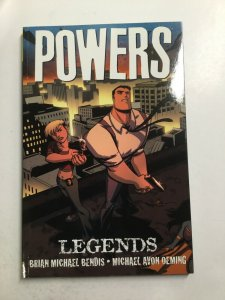 Powers Legends Tpb Softcover Sc Near Mint Nm Image