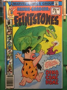 Hanna-Barbara's the Flintstones #5