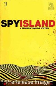 SPY ISLAND (2020 DARK HORSE) #1 2ND PRINT PRESALE-09/02