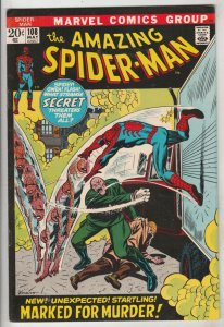 Amazing Spider-Man #108 (May-72) VF/NM High-Grade Spider-Man