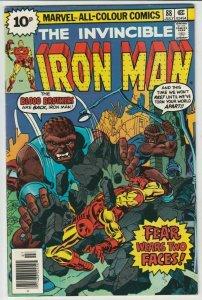 Iron Man #88 (Jul-76) NM/NM- High-Grade Iron Man