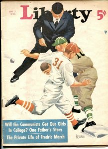 Liberty September 7 1935- Dalton Trumbo- Jack Dempsey- Communists