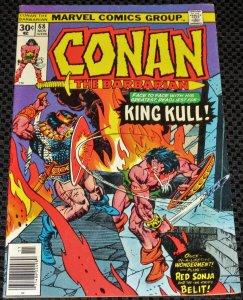 Conan the Barbarian #68 (1976)