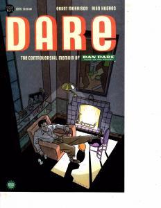 Lot Of 2 Comic Books Dan Dare Pilot Future #1 and Alias Deal with Devil #1 MS9
