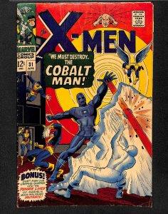 X-Men #31 VG/FN 5.0
