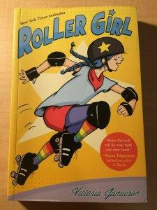 Roller Girl Dial Comic Book TPB Graphic Novel Victoria Jamieson Growth MFT2