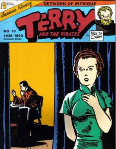 Terry and the Pirates (NBM) #10 VF/NM; NBM | save on shipping - details inside