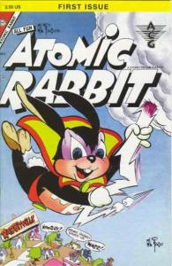 Atomic Rabbit & Friends #1 VF/NM; Avalon | save on shipping - details inside