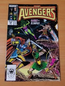 The Avengers #284 Direct Market Edition ~ NEAR MINT NM ~ (1987, Marvel Comics)